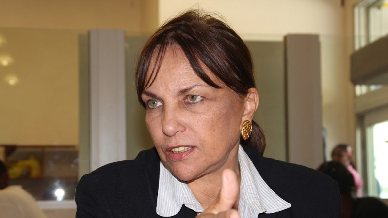 Vicecanciller Peggy Cabral da positivo al COVID-19 - Precisión - Con la  información precisa